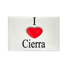 Cierra Rectangle Magnet