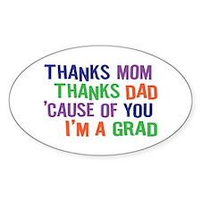 Thanks I'm a GRAD Decal