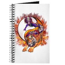 Dragon Tiger Yin Yang Journal