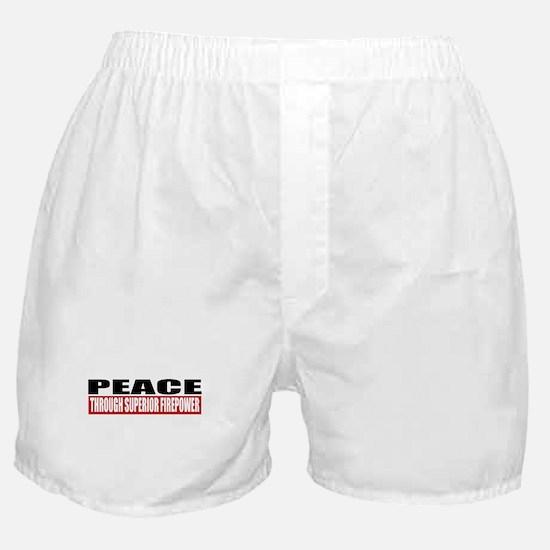 PEACE Boxer Shorts