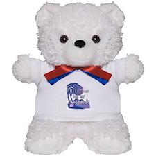 Cute Desmond my constant Teddy Bear