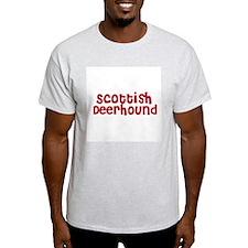 Scottish Deerhound Ash Grey T-Shirt