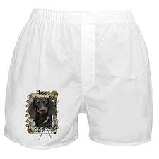 Stone Paws Dachshund Boxer Shorts