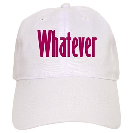 whatever t-shirts & more, Cap