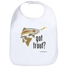 """Got Trout?"" Bib"