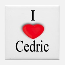 Cedric Tile Coaster