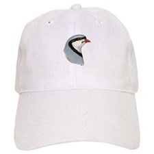 Chukar Partridge Head Baseball Cap