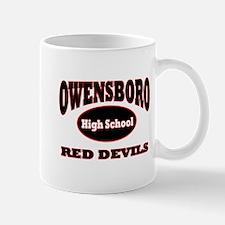 RED DEVILS: Mug