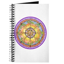 Sundance Tree II Mandala Journal