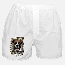 Stone Paws Boxer Boxer Shorts