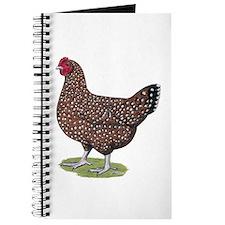 Speckled Sussex Hen Journal
