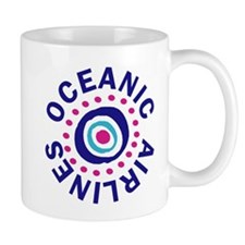 Lost Oceanic Airlines Small Mug