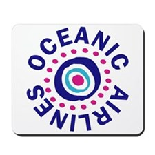 Lost Oceanic Airlines Mousepad