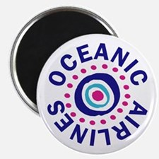 Lost Oceanic Airlines Magnet