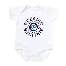 Lost Oceanic Airlines Infant Bodysuit