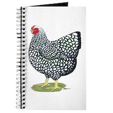 Wyandotte Silver Hen Journal