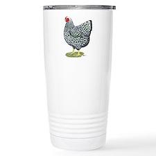 Wyandotte Silver Hen Travel Mug