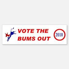 DEMOCRATS MUST GO Bumper Bumper Sticker