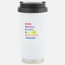 Cute Sophia Travel Mug