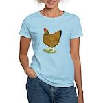 Wyandotte Gold Laced Hen Women's Light T-Shirt