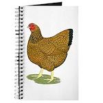 Wyandotte Gold Laced Hen Journal