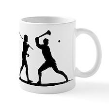Hurling Small Mugs