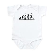 Hurling Infant Bodysuit