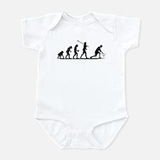 Racquetball Infant Bodysuit