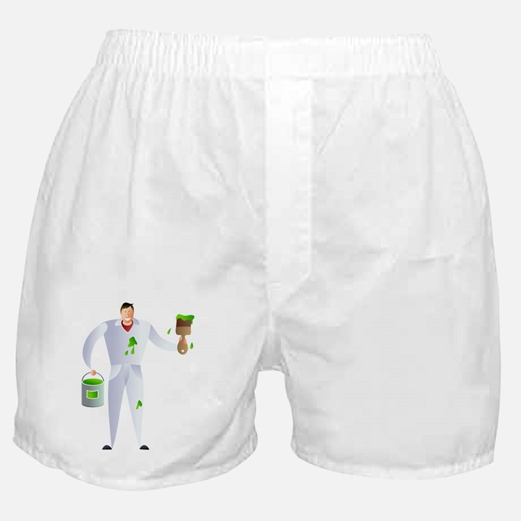 painter and decorator Boxer Shorts