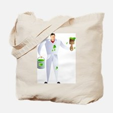 painter and decorator Tote Bag