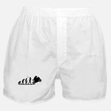 Bike Racing Boxer Shorts