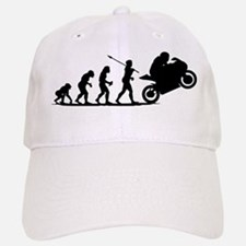 Bike Racing Baseball Baseball Cap
