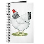Wyandotte Columbian Hen Journal