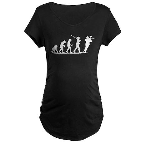 Paintball Maternity Dark T-Shirt