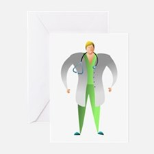 Doctor Greeting Cards (Pk of 10)