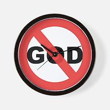 No God Clock