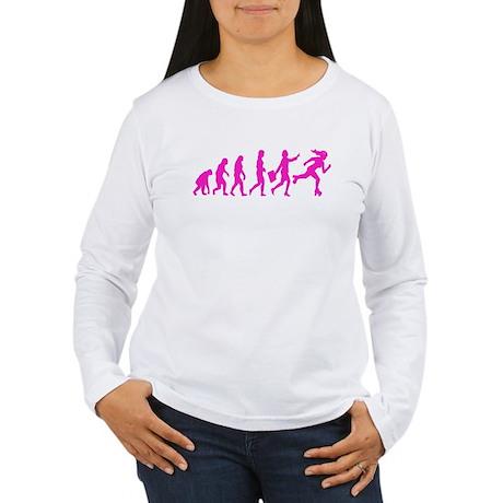 DERBY EVOLUTION Women's Long Sleeve T-Shirt