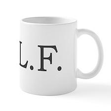 """""""D.I.L.F."""" Small Mug"""