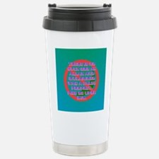 THERE IS NO SUCH GOD AS ALLAH. Travel Mug