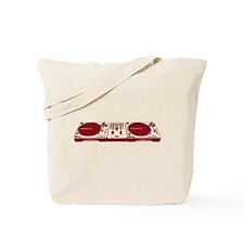 Stanton DJ Setup Tote Bag