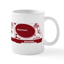 Stanton DJ Setup Mug