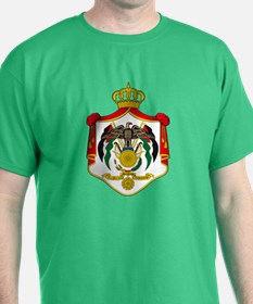 Jordan Coat of Arms (Front) T-Shirt