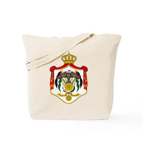 Jordan Coat of Arms Tote Bag
