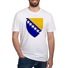 Bosnia Herzegovina Coat of Arms Shirt
