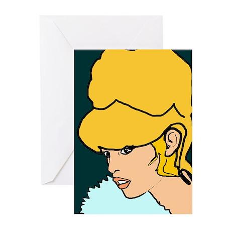 Brigitte Bardot Greetings Cards (pack of 10)