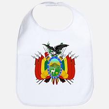 Bolivia Coat of Arms Bib