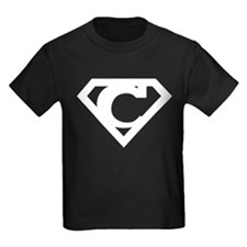 Super White C Logo T