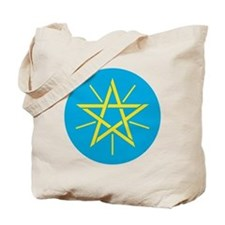 Ethiopia Coat of Arms Tote Bag