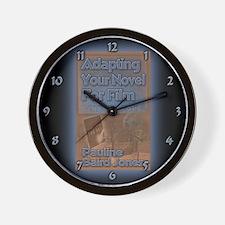 Unique Adaptation Wall Clock