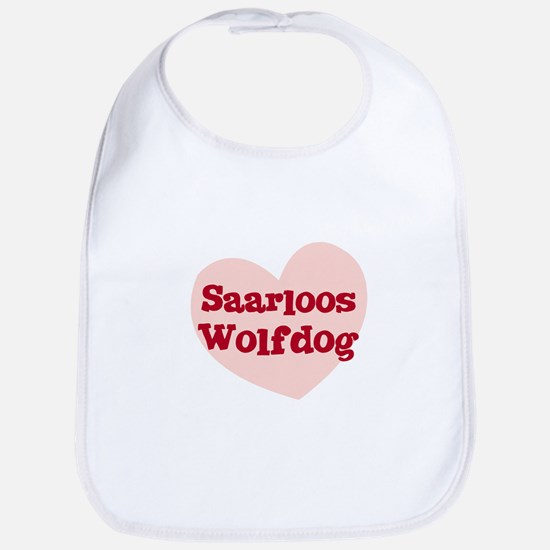 Saarloos Wolfdog Bib